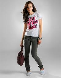 Best Girl In Skinny Jeans Latest Designs For Girls Fashion 5