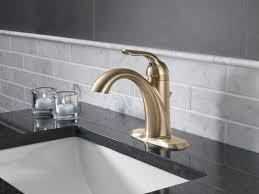 Delta Bronze Bathtub Faucet by Lahara Bathroom Collection