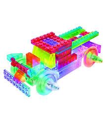 Laser Pegs 8 In 1 Power Block Truck Construction Set (PB1430B ...
