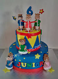 Alvin And The Chipmunks Cake Decorations by Kids Cakes For Boys Lonehill Fourways Sandton Johannesburg