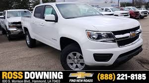 100 New Truck Deals 2019 Chevrolet Colorado For Sale In Hammond For Sale