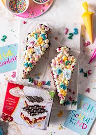 schultüte im lettercake style dekorieren