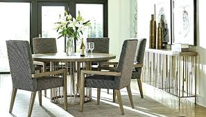 Creative Ideas Elegant Round Dining Table Expensive Room Tables Chairs High End Furniture Luxury