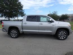 100 Toyota Full Size Truck 2019 New Tundra 2WD Limited CrewMax 55 Bed 57L Crew
