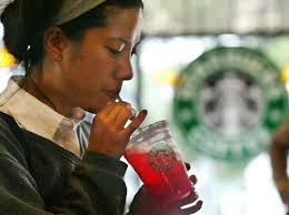 Starbucks Ombre Pink Drink Is Now On The Official Menu