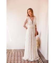 Rustic Chic Bridal Gowns Wedding Dress Ivory Gown Woodland
