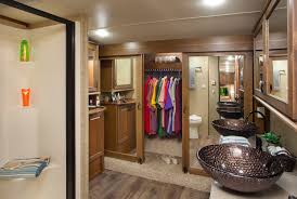 2016 5th Wheel Toy Hauler Floor Plans by 5th Wheel 2 Bathroom Floor Plans Fifth Wheel Campers With Front