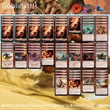 Goblin Commander Deck 2014 by Weekly Update Jan 11 Full Ogw Spoilers Budget Goblins Spellskite