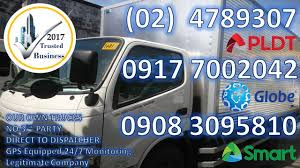 LIPAT BAHAY TRUCKING SERVICES Truck For Rent Rental Hire House ...