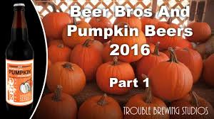 Imperial Pumpkin Ale by Epic Brewing Imperial Pumpkin Porter Beer Bros And Pumpkin Beers