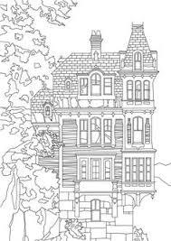 Magical City Coloring Book