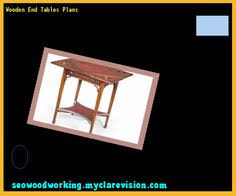 free outdoor end table plans 215407 woodworking plans and