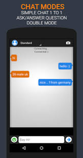 AnonyChat Chat for Omegle APK for iPhone