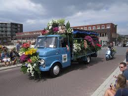 Holland Flower Parades