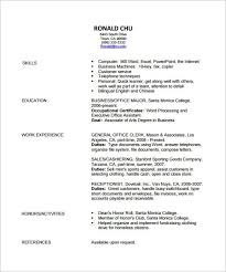 Sales Resume Examples 2017 Awesome Fashion Templates Now Retail Objective With Of