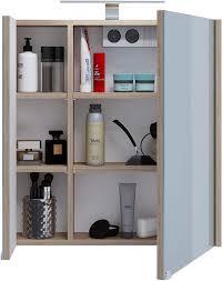 anthrazit planetmöbel spiegelschrank badezimmer wc