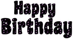 birthday black