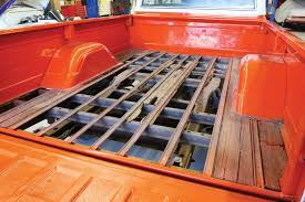 Bed Wood Options For Chevy C10 And GMC Trucks - Hot Rod Network Wooden Truck Bed Of High Quality Pickup Box Trucks Pinterest Kayak Rack For Best Resource View Our Gallery Here Marvelous Kits 1 Wood Truck Bed Plans The Bench Restoration Projects 1969 Febird 1977 Trans Am 1954 Jeff Majors Bedwood Tips And Tricks 2011 Hot Rods Fishing A Wood Hamb Modern Rodder 1929 Chevrolet Stake Bills Handmade Wooden Trucks Wooden Side Rails Homedignlastsite