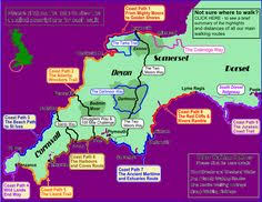 Our Walking Routes Map