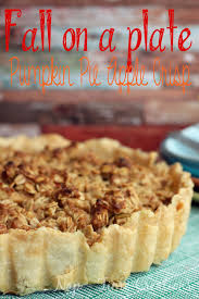 Epicurious Pumpkin Pie by Pumpkin Pie Apple Crisp Love Bakes Good Cakes