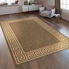teppich flachgewebe wohnzimmer bordüre
