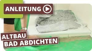 badezimmer altbau holzboden richtig aufbauen und abdichten