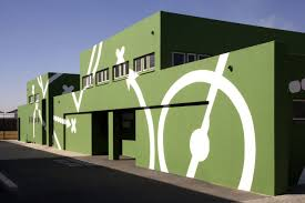 100 Ruf Project Football Training Centre In Soweto South Africa By RUF