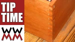 Different Types Of Wood Joints And Their Uses by Make A Simple Woodworking Box Joint Jig Youtube