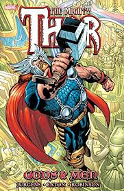 Thor Gods Men 1998 2004 By Jurgens