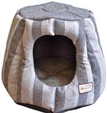 Armarkat Cat Bed by Armarkat Covered Cat Beds C30cg Playground Equipment And Gear