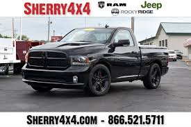 100 Ram Truck 1500 2018 Rocky Ridge S Muscle 28281T Paul
