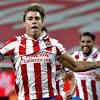 Resultado América vs Chivas: Cristian Calderón anota dos goles y ...