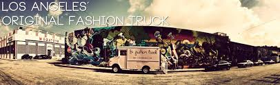 Le Fashion Truck Weekly Review Flower Power