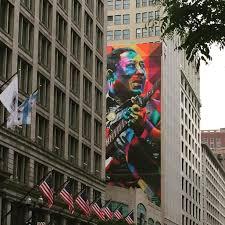 Big Ang Mural Chicago by Muddy Waters Mural Dedication