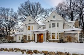 Colonial Homes by Two 4 395 Million Newly Built Colonial Homes In Riverside Ct