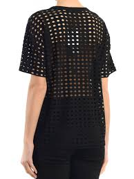 Cut out design T Shirt by Alexander Wang t shirts