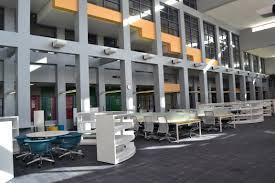 100 Miami Modern BCI BCI Library Furniture At Dade College Again