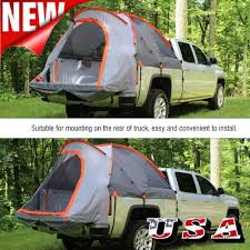 100 Pickup Truck Camping Tent For Bed WaterResist Camper 315