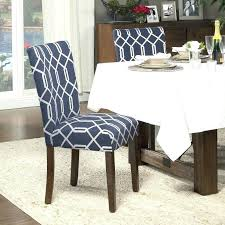 Plaid Chair Pads Dining Roomlarge Indoor Room Cushions Blue
