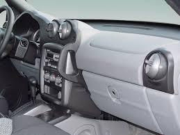 2005 Pontiac Aztek Cockpit Interior