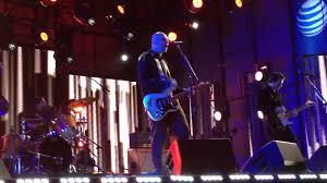 Smashing Pumpkins Drummer 2014 by Smashing Pumpkins Drum Fife 2014 Jimmy Kimmel Live Los