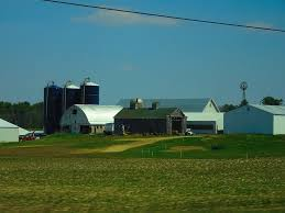 Top Dairy Farms With Harvestore Silo Wallpapers