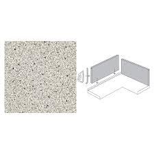 getaelements küchenrückwandsystem set steindekor grau 2960 x 585 x 13 mm