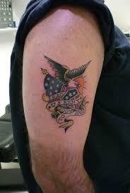 Eagle Tattoos Sailor Jerry