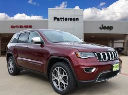 100 Texas Truck Outfitters Marshall Tx 2019 Jeep Grand Cherokee LIMITED 4X2 In TX