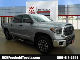 Used 2018 Toyota Tundra SR5 5.7L V8 Silver Sky For Sale | Freehold ...