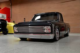 1967 Chevrolet C10 Custom Pickup | Red Hills Rods And Choppers Inc ...