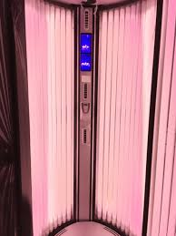 this red light therapy tanning l skyrocketed my vitamin d level