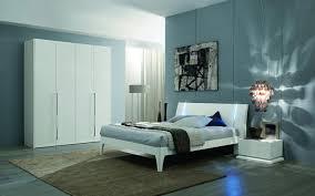 chambre a coucher blanc laqué chambre à coucher complète 45 designs modernes