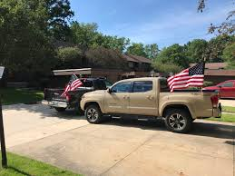 New Here, First Truck '17 Quicksand Sport   Tacoma World Flag Holder For Trucks Best Of Lovely Mount Truck Mini 2012 Int 46ft Skytel Bucket M13919 59900 Pickup Skp Repair Tape Diesel Dig Gps And Photos Articles Bed Stake Pocket Pole Diagram Schematic Boat Resource Just One Simple Way To Put Poles In The Your Pick How To A In No Drilling Youtube Unique New Guy My F350 Mourne Senior Dating Site Flirting Dating With Hot Persons The Click Whip Store